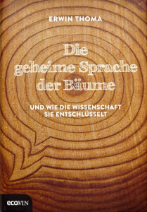 Cover Die geheime Sprache der Baeume