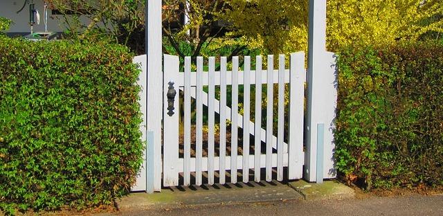 sichtschutz im garten diese m glichkeiten habt ihr garden blog. Black Bedroom Furniture Sets. Home Design Ideas