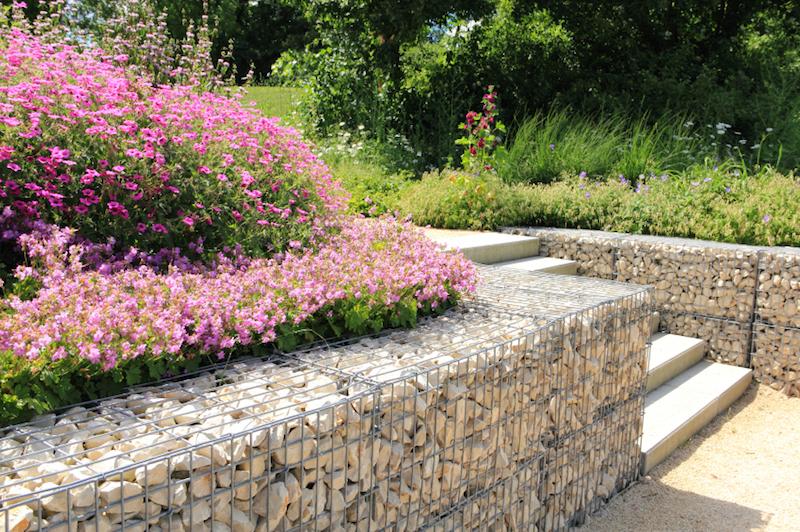 Mauern für den Garten
